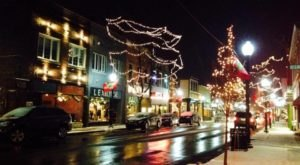 The Twinkliest Town In Near Pittsburgh Will Make Your Holiday Season Merry And Bright