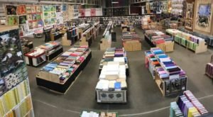 Crafters Will Appreciate The Massive Fabric Warehouse In Ohio Called Zinck's Fabric Outlet