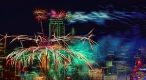 The 10 Best Places To Spend Your New Year's Eve In The U.S.