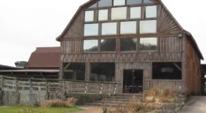 A Delicious Steakhouse Hiding In A Rustic Setting, The Barn Restaurant Serves Some Of The Best Meals In Wisconsin