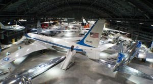 The Largest Aviation Museum In The World Is Just A Short Drive From Cincinnati