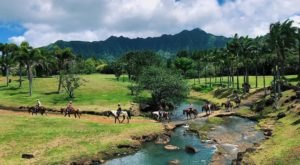 Hawaii's Tropical Trail Will Lead You To A Gorgeous Mountain Pool