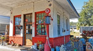 The Most Historic Gas Station In Florida Belongs On Your Bucket List