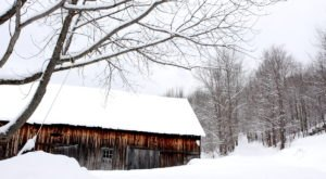 It's Impossible To Forget The Year Vermont Saw Its Single Largest Snowfall Ever