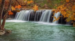 This Arkansas Scenic Drive Is Perfect For Waterfall Chasers