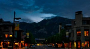 This Remote Little Town In Idaho Is One Of The Darkest Places In The Nation