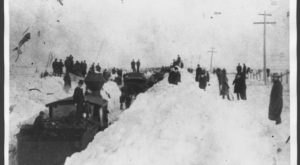 In 1886, Kansas Plunged Into An Arctic Freeze That Makes This Year's Winter Look Downright Mild