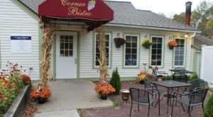 This Delicious Restaurant In Rhode Island On A Rural Country Road Is A Hidden Culinary Gem