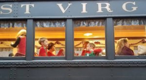 The Magical Christmas Elf Train Ride In West Virginia Is All You Dreamed Of And More