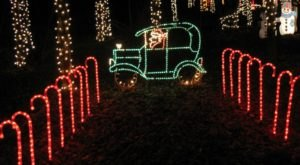 The Christmas Light Display Near Pittsburgh That Will Simply Dazzle You