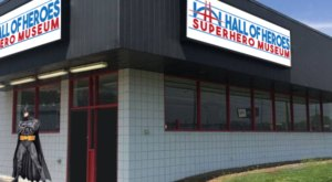 Few People Know That Indiana Is Home To The Only Superhero And Comic Book Museum In The World