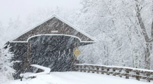 It's Impossible To Forget The Year New Hampshire Saw Its Single Largest Snowfall Ever