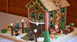View More Than 100 Edible Creations At This Gingerbread Festival In Indiana