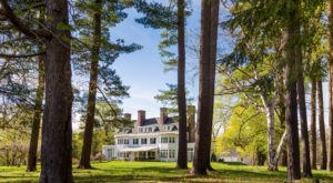 Experience The Best Of Vermont When You Stay The Night At This Inviting Bed And Breakfast