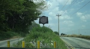 This True Tale Of The Grave In The Middle Of The Road In Indiana Will Baffle You