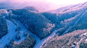 Take This Tennessee Tube Ride For An Epic Winter Adventure