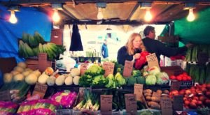 You Could Spend Hours At This Giant Outdoor Marketplace In Massachusetts