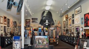 Northern California's Star Wars Museum Is The Largest In The Galaxy And You Need To Visit
