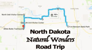 This Natural Wonders Road Trip Will Show You North Dakota Like You've Never Seen Before