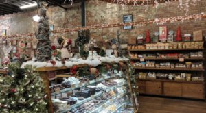 The Gigantic Candy Store In Nashville You'll Want To Visit Over And Over Again