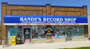 The One Of A Kind Store In Utah Devoted Entirely To Records