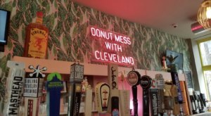 The Quirkiest Restaurant In Cleveland That's Impossible Not To Love