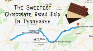 The Sweetest Road Trip in Tennessee Takes You To 7 Old School Chocolate Shops