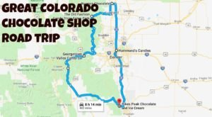 The Sweetest Road Trip in Colorado Takes You To 5 Old School Chocolate Shops