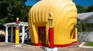 The Most Historic Gas Station In North Carolina Belongs On Your Bucket List