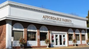 The Massive Fabric Warehouse In Connecticut, Affordable Fabrics, Is A Crafter's Dream Come True