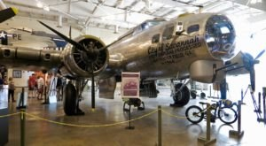 Most Georgians Have Never Heard Of This Fascinating Air Force Museum