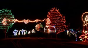 The Twinkliest Town In Ohio Will Make Your Holiday Season Merry And Bright