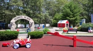 The Whimsical Playground In Rhode Island That's Straight Out Of A Storybook