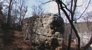 One Of The Oddest Geological Wonders Is Located Right Here In Alabama