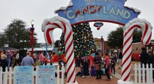 The One Alabama Town That Transforms Into A Christmas Wonderland Each Year