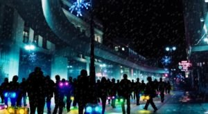 The Largest Caroling Event In Cincinnati Is Sure To Put You In The Holiday Spirit