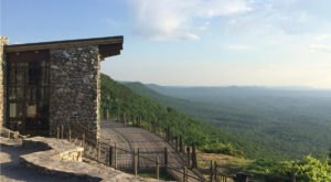 The Incredible Cliffside Restaurant In Alabama That Will Make Your Stomach Drop