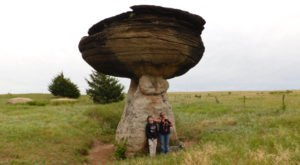 You'll Find The Most Unique Rock Formations At This Beloved State Park In Kansas