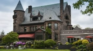 This Castle Restaurant Outside Buffalo Is A Fantasy Come To Life