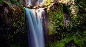 The Washington Waterfall Hike You've Never Heard Of But Have To Try