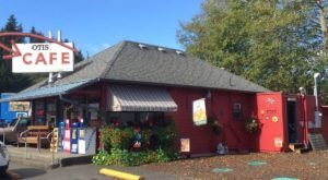 This Bright Red Restaurant Has Been A Oregon Favorite Since 1989