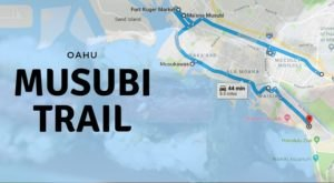 7 Stops Everyone Must Make Along Hawaii's Musubi Trail