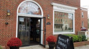 This Restaurant In Maryland Used To Be A Bank And You'll Want To Visit