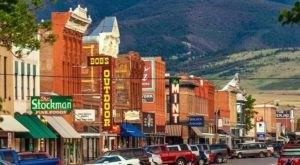 This Funky Little Town In Montana Is A True Hidden Gem