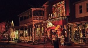 The Most Enchanting Christmastime Main Street In The Country Is St. Michaels In Maryland