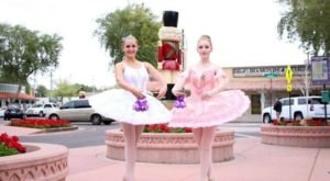 This Nutcracker Village Is The Most Enchanting Holiday Event In Arizona