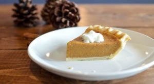 This Mouthwatering Survey Reveals The Most Popular Thanksgiving Pie In Every State