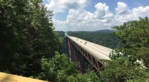 The Remarkable Bridge In West Virginia That Everyone Should Visit At Least Once