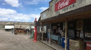 The Strange Old West Museum In Idaho That's Hiding Out In The Middle Of Nowhere