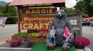 The Best Fudge Store And Roadside Attraction In North Carolina Is Worth Pulling Over For